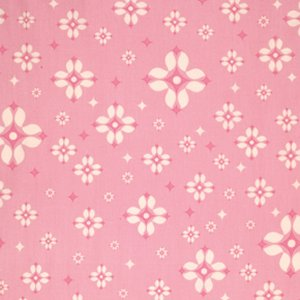 Jenean Morrison Grand Hotel Fabric - Concierge - Pink