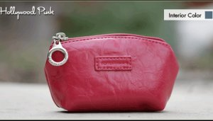 Namaste Jemma Pouch - Hollywood Pink