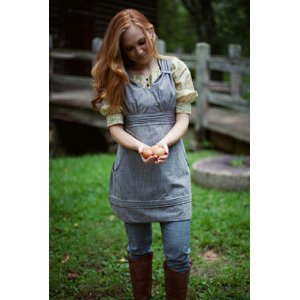 Sew Liberated Sewing Patterns - Gathering Apron Pattern