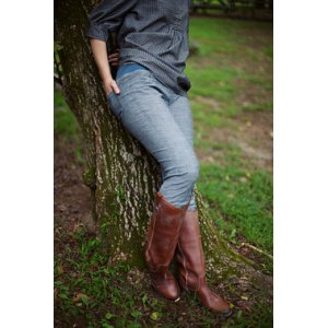 Sew Liberated Sewing Patterns - Simple Skinny Jeans Pattern