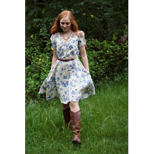 Sew Liberated Sewing Patterns - Clara Dress Pattern