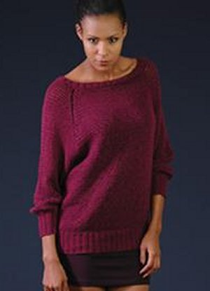Rowan Creative Linen Hot Pullover Kit - Women's Pullovers