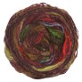 Noro Silk Garden Sock - 356 Coral, Lime, Brown