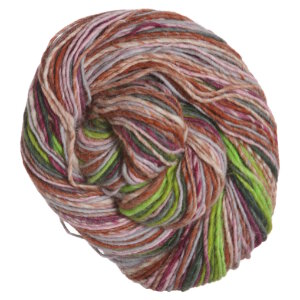 Noro Shiraito Yarn - 33 Pink, Lime, Grey, Cocoa (Discontinued)
