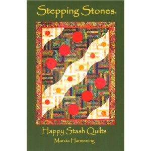 Happy Stash Quilt Sewing Patterns - Stepping Stones Pattern