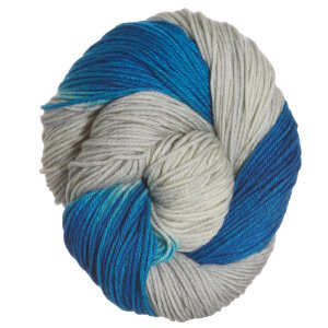 Madelinetosh Tosh DK Yarn - Colorblock Collection - Cloud/Surf (Discontinued)