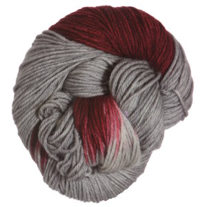 Madelinetosh Tosh DK Yarn - Colorblock Collection - Ash/Red Leaf (Discontinued)
