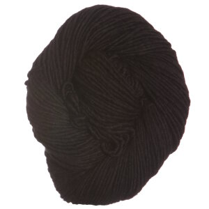 Malabrigo Mecha Yarn - 195 Black