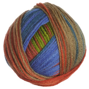 Classic Elite Liberty Wool Print Yarn - 7828 Stained Glass (Discontinued)