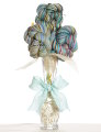 Jimmy Beans Wool Yarn Bouquets - Koigu Simple Bouquet - Blues