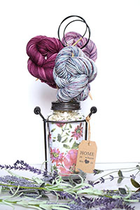 Jimmy Beans Wool Koigu Yarn Bouquets