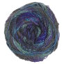 Noro Silk Garden Sock - 373 Blue, Sky, Royal, Light Green