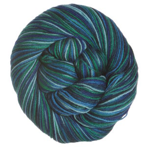 Cascade Heritage Silk Paints Yarn - 9809 - Teal Mix