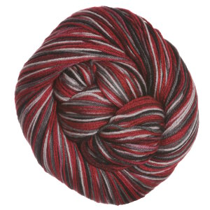 Cascade Heritage Silk Paints Yarn - 9810 - Queen of Hearts (Discontinued)