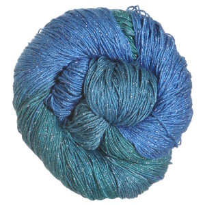 Blue Heron Yarns Rayon Metallic Yarn - Deep Blue Sea
