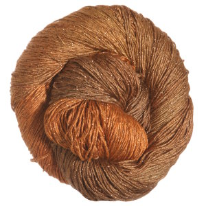 Blue Heron Yarns Rayon Metallic Yarn - Pumpkin Pie