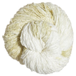 Blue Heron Yarns Bulky Rayon Chenille Yarn - Polar Bear