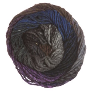 Noro Kureyon Yarn - 328 Black, Grey (Discontinued)