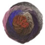 Noro Kureyon - 340 Black, Pink, Blue Brown (Discontinued)