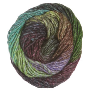 Noro Silk Garden Yarn - 378 Green, Brown (Discontinued)