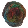 Noro Silk Garden - 381 Rust, Turquoise (Discontinued)