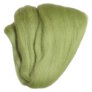 Clover Natural Wool Roving - Moss Green - 7922