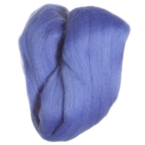 Clover Natural Wool Roving Yarn - Blue - 7923
