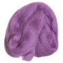 Clover Natural Wool Roving - Violet