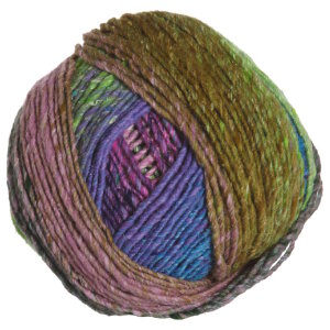 Noro Obi Yarn - 08 Blue, Jade, Green, Pink