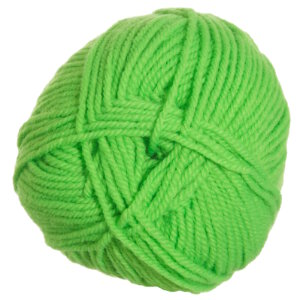 Plymouth Encore Worsted Yarn - 0477 Neon Green