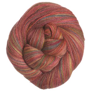 Misti Alpaca Hand Paint Lace Yarn - LP10 Red Rover (Discontinued)