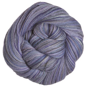 Misti Alpaca Hand Paint Lace Yarn - LP21 Lavender Blue