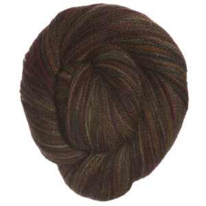 Misti Alpaca Hand Paint Lace Yarn - LP41 Dark Chocolate (Discontinued)