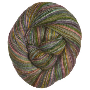 Misti Alpaca Hand Paint Lace Yarn - LP42 Faberge (Discontinued)
