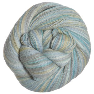 Misti Alpaca Hand Paint Lace Yarn - LP48 Sky Gray