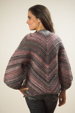 Plymouth Jacket & Cardigan Patterns - 2531 Mushishi Ladies Kimono Pattern...