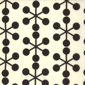 Zen Chic Comma Fabric