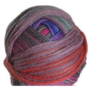 Classic Elite Liberty Wool Print Yarn - 7825 Rose Explosion