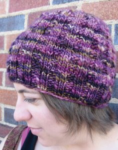 Manos del Uruguay Wool Clasica Tweedledee Hat Kit - Hats and Gloves