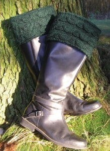 Manos del Uruguay Wool Clasica Wavy Boot Toppers Kit - Women's Accessories