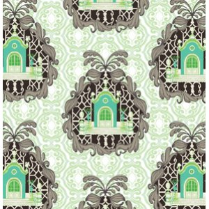 Tina Givens Pernilla's Journey Fabric - Homestead - Lime