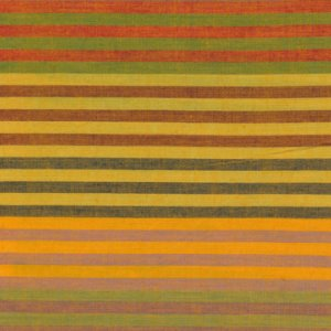 Kaffe Fassett Woven Stripe Fabric - Caterpillar Stripe - Yellow