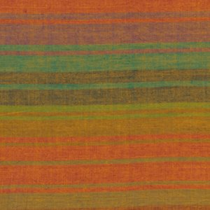 Kaffe Fassett Woven Stripe Fabric - Exotic Stripe - Earth