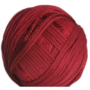 Classic Elite Sanibel Yarn - 1358 Crimson