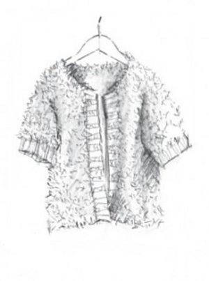 Erika Knight Patterns - Rib Edge Fur Jacket Pattern