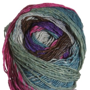 Noro Ayatori Yarn - 14 Fuschia, Purple, Brown, Grey