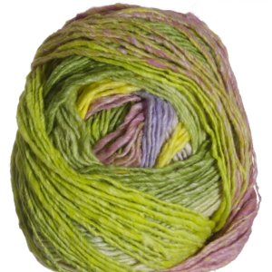Noro Ayatori Yarn - 24 Yellow, Lilac, Mint, White