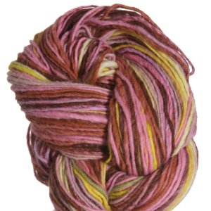 Noro Shiraito Yarn - 18 Pink, Yellow, Brown (Discontinued)