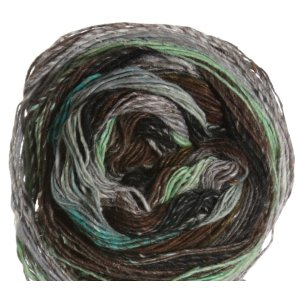 Noro Taiyo Sock Yarn - 34 Brown, Grey, Mint