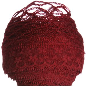 Circulo Rendado Trico Yarn - 0278 Red